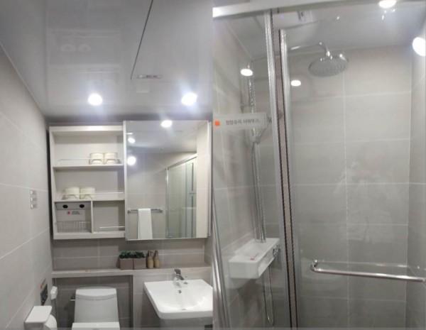 화장실 전문시공 :  주택 화장실 및 건물 내부 샤워실 등 화장실 전반에 걸친 공사